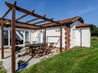 Contemporary pet friendly cottage near Sidmouth