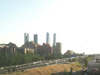 Apartamento deluxe desplazados empresa Madrid