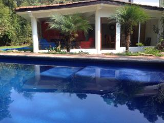 Casa Los Amates En Tepoztlan Morelos Mexico