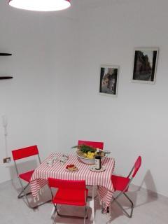 soggiorno - tavolo con sedie