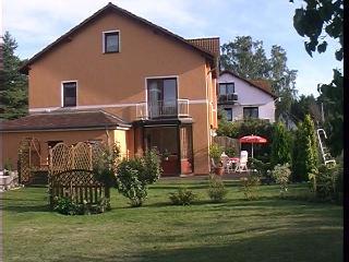 Ferienhaus im Ostseebad Baabe