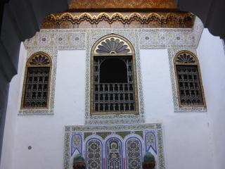 traditional house - exclusive, Fes