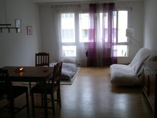 Zentralgelegte ruhige Wohnung