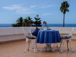 Schöner Bungalow mit Meerblick bei Puerto, Los Realejos
