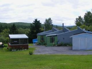 Mini townhouse to a km from the ski resort, La Malbaie