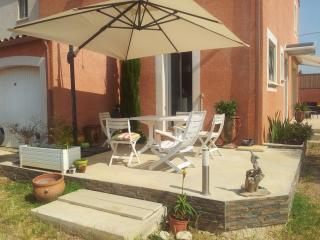 jolie villa avec jardin arboré, Aspiran