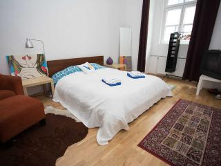 Vienna Centre Prater Big Quiet Sleeps 7 WiFi 2TVs, Wien