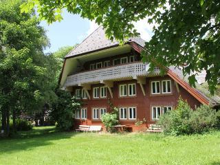 Urlaub im Schwarzwaldhaus, Menzenschwand
