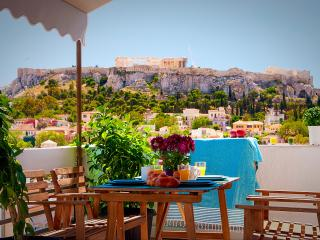LUXURY PENTHOUSE 1 -ACROPOLIS VIEW, Athene