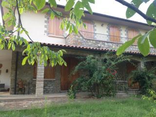 Villa pecorella, Fabro