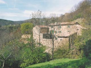 La ferme de Chambelasse à Jaujac - Ardèche FRANCE