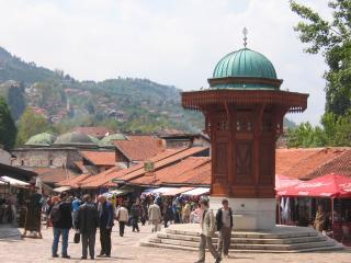 Ideal apartment in central Sarajevo