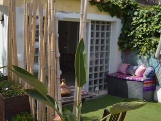 Mini loft independiente en playa, Castelldefels
