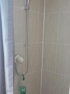 shower with full power