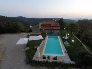 Vacanza in Toscana a casa da Liliana e Francesco, Subbiano