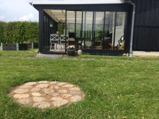 Allotment garden near Copenhagen, Ballerup