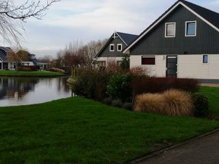 Luxury villa with a beautiful vieuw at the water., Gasselternijveen