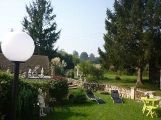 LE PIERRA  coquet et lumineux avec jardin, Colonard-Corubert