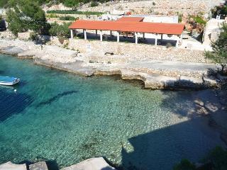 Apartment by the sea, Hvar bay
