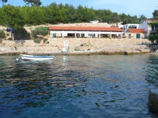 Apartment on the sea, Hvar