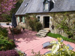 gîte typique en Normandie au coeur de la forêt, Saint-Sever-Calvados