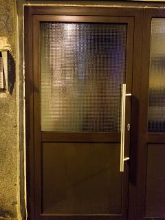 Main street door