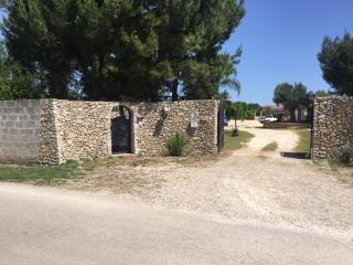 bilocale in villa con giardino a lecce, Torre Rinalda