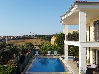 Deluxe Villa with Private Pool and sea view, Sogucak