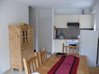 Appartement en rez de jardin, bien ensoleillé