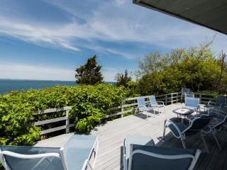 BAYLM - Spectacular Waterfront  in Makonikey,  Ocean Views and Breathtaking, Vineyard Haven