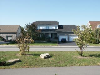 Big suburban house on Montreal's south shore, Boucherville