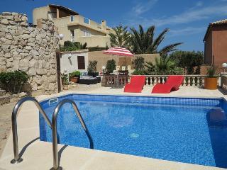 Casa Bandi - Ferienhaus mit Pool und Garage in Cala Ratjada