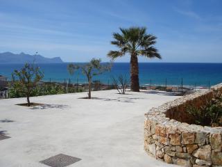 villino delle rose con vista golfo Castellammare