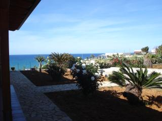 villino fabiola con vista golfo di Castellammare