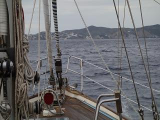 Yuk barca a vela Hallberg Rassy 49, Punta Ala
