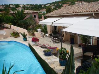 villa avec piscine privative a 800m de la mer ., Les Issambres