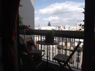 Bas Montmartre, quartier typiquement parisien