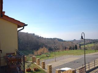 Borgo Renaio Guardistallo bilocale vista mare A11