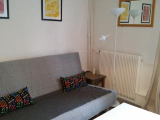Studio super sympa, cosy, nikel, Reims