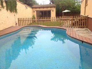 Casa con piscina privada a 30km Barcelona, Mataro