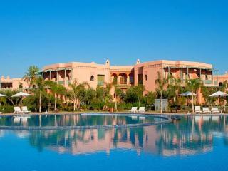 Un appartement royal dans la Palmeraie, Marrakech