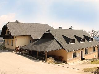 Apartment on a hilly farm near Rogla, A2+2, Zrece