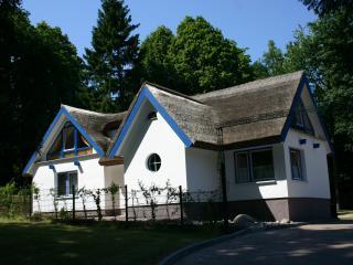 Grosses Appartement im Haus im Park
