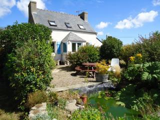 Maison indépendante proximité océan, jardin clos, Saint-Pol-de-Leon