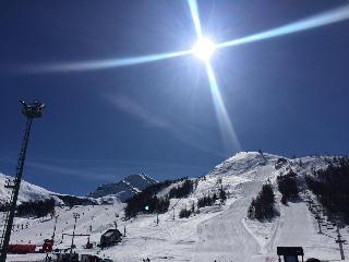 Cozy Studio Italian Alps, Sestriere