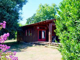 Grange-Loft à la campagne, Arjuzanx