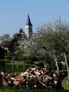 le village de Villenave