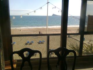 Apartamento 1º Linea Playa, Benidorm