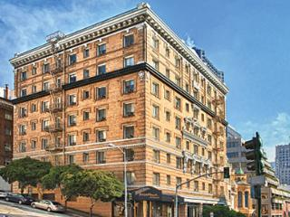 WorldMark San Francisco (Studio size only!)