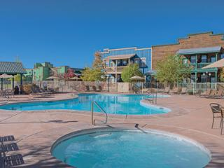 Arizona-Bison Ranch Resort 2 Bdrm Condo